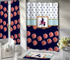 Horse Shower Curtains Sale Best 25 Navy Blue Shower Curtain Ideas On Pinterest Navy Shower