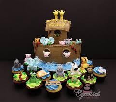 Noah S Ark Decorations 10 Fun Baby Shower Cake Themes