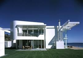 Modern Beach House Beautiful White Beach Home In California Freshome Com