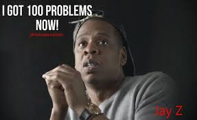 Jay Z 100 Problems Meme - buzzcanada family feud solange knowles vs jay z full pics video
