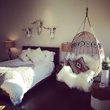Knotted Melati Hanging Chair Anthropologie For More Cute Room - Cute bedroom decor ideas