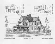 Queen Anne Style House Plans 196 Best Floor Plan Images On Pinterest Vintage Houses House