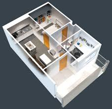 One Bedroom House Designs 1000 Square Feet House Models Sq Ft Construction Cost Small