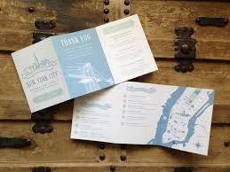 how to create wedding programs wedding program inspiration wedding weekend itinerary anthologie