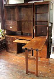 hekman hideaway desk and file cabinet phantastic phinds