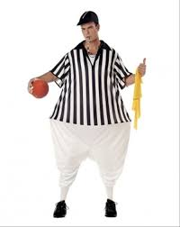 Fat Guy Halloween Costume Funny Referee Costume Referee Costume Referee Costumes