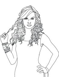 taylor swift red coloring pages easy taylor swift red coloring