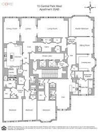 penthouses in chicago floor plans penthouse floor plans for the