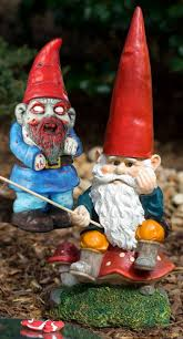 Garden Nome by Zombie Garden Gnome At Mighty Ape Nz