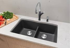 BLANCO DIAMOND U  LOW DIVIDE BLANCO - Blanco kitchen sinks canada