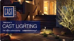 cast lighting u2013 high quality low voltage landscape lighting