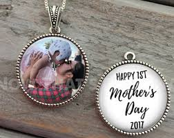 day necklaces mothers day necklace etsy