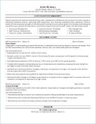 resume exles for resume of manager operations publicassets us