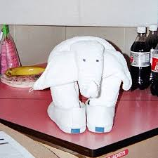 towel folding ideas for bathrooms 19 best towel folding images on towel animals towel