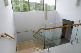 Glass Stair Banister Veon Glass Bespoke Structural Glass Solutions U2013 Glass Staircase