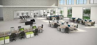 open plan office furniture cool home design lovely and open plan