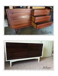 mid century changing table nursery mid century modern dresser