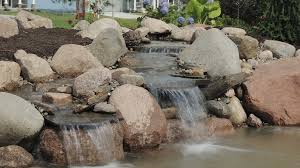 Aquascape Ponds Greenscapes Madison Water Feature Photos