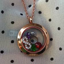 owl necklace rose gold images Origami owl review giveaway champagne taste beer budget jpg