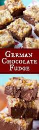 german chocolate fudge recipe chocolate fudge recipes german