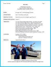 J2ee Resume Example Pilot Resume Template Resume Cv Cover Letter