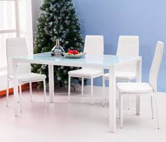 small modern dining table 70 most bang up glass top dining room table metal modern small