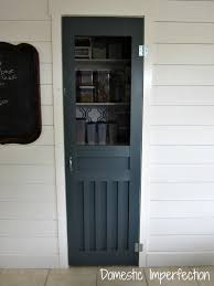 diy screen door for the pantry domestic imperfection