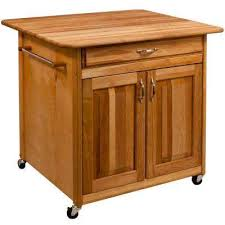 Kitchen Cart With Storage by Unfinished Wood Carts Islands U0026 Utility Tables Kitchen The