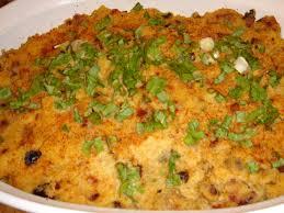 easy cornbread dressing recipe cajun cooking tv