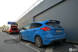 ford focus 2015 rs ford focus rs 2015 18 january 2017 autogespot