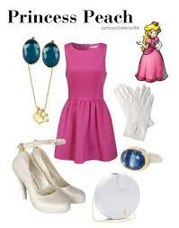 Princess Peach Halloween Costume 25 Princess Peach Party Ideas Super Mario