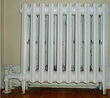 chauffage pour chambre b radiateur wikipédia