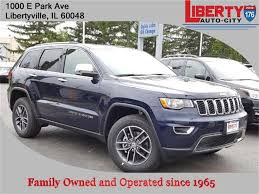 jeep grand cherokee limited 2017 jeep grand cherokee limited 4x4 in libertyville il chicago