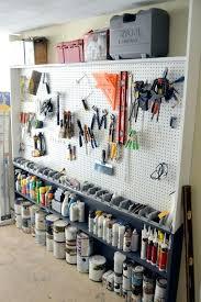 pegboard kitchen ideas pegboard ideas best pegboard garage ideas on garage workshop