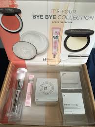 it cosmetics it u0027s your bye bye collection qvc today u0027s special