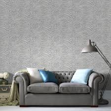 zebra white and grey wallpaper graham u0026 brown