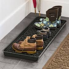 narrow boot tray 20 best front entrance images on front