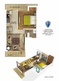 1 bhk floor plan 1 bhk floor plan cheap best flats mohali