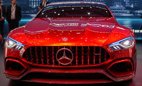 mercedes supercar concept mercedes amg gt concept hybrid power four wheel drive and full
