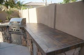 outdoor kitchen countertop ideas outdoor kitchen countertop ideas home inspiration ideas