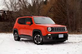 red jeep renegade 2016 comparison review 2016 honda hr v vs 2015 jeep renegade