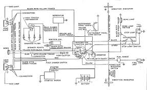 128 wiring diagram 7w and 7y small ford spares