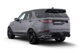 discovery land rover 2017 black official startech land rover discovery gtspirit