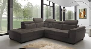 Sectional Sofa Bed With Storage Freedom Sectional Sofa In Fabric By Esf W Sleeper U0026 Storage