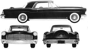 vintage cars drawings lincoln car blueprints die autozeichnungen les plans d