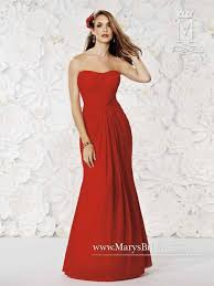modern maids by marys bridal m1802 bridesmaid gown french novelty