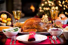 2017 restaurants serving thanksgiving dinner
