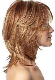 25 most superlative medium length layered hairstyles shoulder