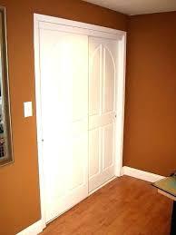 Wooden Closet Door Wooden Closet Doors Wood Sliding Closet Door Marvellous White Wood