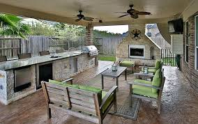 outdoor patio kitchen ideas covered patio with outdoor kitchen designs and covered patio designs